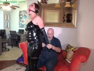 Nyssa Nevers - Busty Asian hogcuffed with vacuum tubes attached to her ...