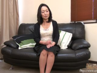 Unkotare ki181110 素人自然便 里中 道枝 48歳 Michie Satonaka