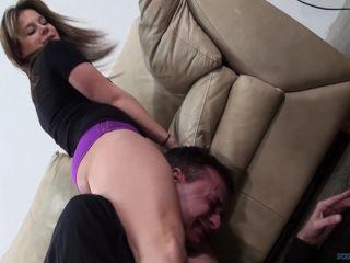 Scissorvixens – Veronica – The Final Beating | choke | femdom porn tall bbw femdom