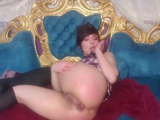 VixenxMoon - Anal Fist And Farting For A Cute Ass