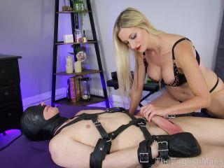 The English Mansion Mistress Nikki Whiplash Teasing Toy Time Part 2[Hot!]