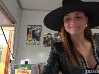 Czech Streets - Busty witch