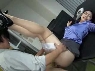 BUKKAKE! Office Ladies Suit Club - Saryu-san Tall Girl Beautiful Legs Suits Conservative Office Lady Clothes - Saryuu Usui [KTB-002],  on japanese porn