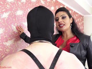 Mistress Ezada Sinn: Last Chance Before Castration - forced ejaculation - cumshot gym femdom