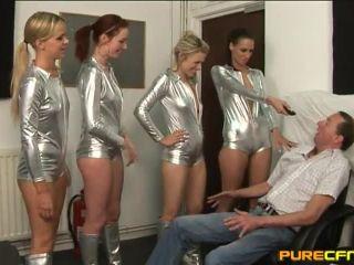 Alien Girls Experiment
