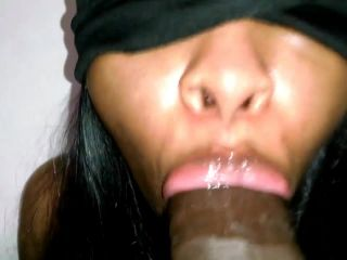 2 Facials-BJ With Cum On Face-Cum In Mouth – DSLAF - deep throat - fetish porn holly bdsm