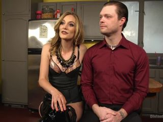 The Spoiled Stepford Husband on blonde porn lesbian bdsm facesitting