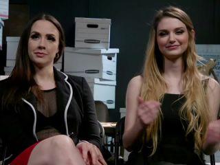 Chanel Preston Punishes Sleeping Employee, Nadya Nabakova!!!