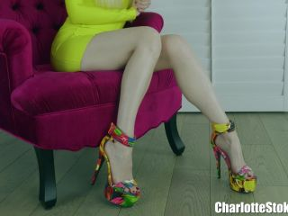 Online tube Charlotte Stokely - Eat It Off My Feet - CEI
