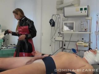 Domina-bizarre – Bizarre Klinikerlebnisse Teil 3 – Nurse Play, CBT - fetish - bdsm porn samantha mack femdom
