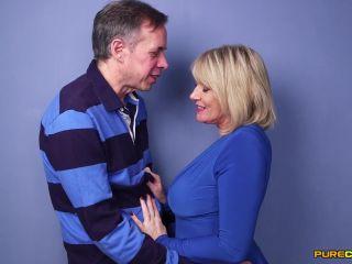 Purecfnm - Amy Goodhead, Crystal Coxxx, Crystal Smith, Elouise Lust, Nicola Kiss, Rhiannon Ryder - Vetting His Size | goddess handjobs | handjob porn marsha may femdom