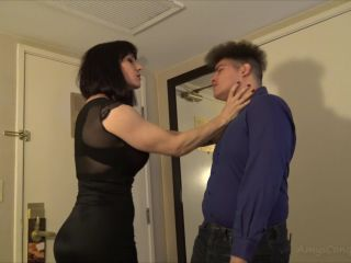 Porn online Amys Conquest – Lusciously Lethal Enforcer. Starring Miss Andrea Untamed [Facesit, Face Sit, Face Sitting] femdom
