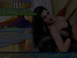 Online shemale video Perfect Body Grazi Cinturinha