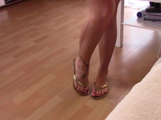 Fitness-Maus - DIRTY-TALK FOOTJOB Vom Summergirl