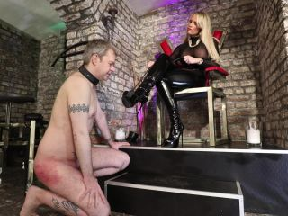 Calea Toxic - At Goddess Feet (1080 HD)!!!