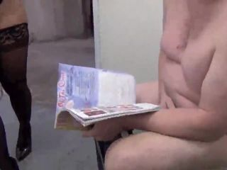ASIAN MEAN GIRLS - Queen Darla - SLAPPED AND STRAPPED - flipflop ...
