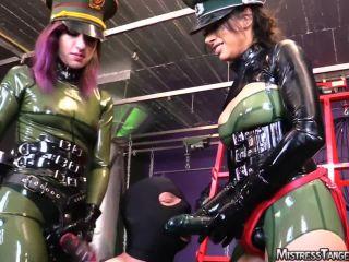 Mistress Tangent – Slip & Slide – Ass Fucking, Strap-On, big russian ass fuck on fetish porn
