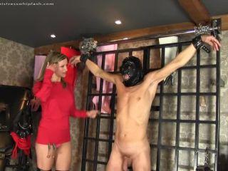 Mistress Nikki Whiplash: Wl1222 Spanked Shoe Slave on fetish porn livia fetish