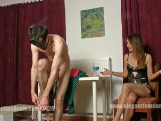 elegant femdom  princess lucy  efcl560 sissy training  joi