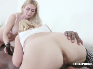 LegalPorno presents Isabella Clark Rebecca Sharon play kinky cream games Part 2 IV376 –