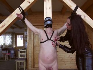 Porn online [Femdom 2019] Kinky Mistresses – Punished in Transylvania Part 1. Starring Mistress Ezada [Whipping, Whipped, Whip, CBT, Nipple Torture, k2s.cc, femdom online] femdom