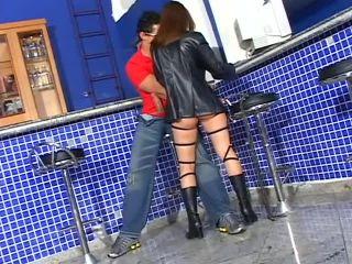 Latin Heat #2, Scene 4  | big cock | latina