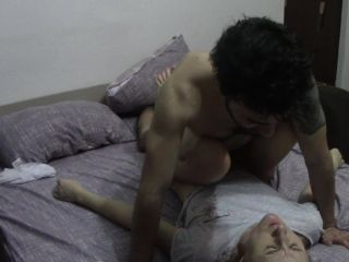 Abused milf - Fucked hard with Painal and eating cum