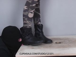 Missy biker boots cock sh and ballbust preview!