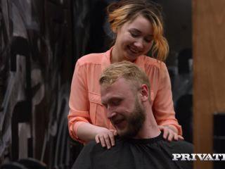 Vasilisa Lisa, Teen Hairdresser Addicted to Anal