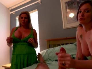 new, mature - 4563 Son Blackmails Mom And Aunt