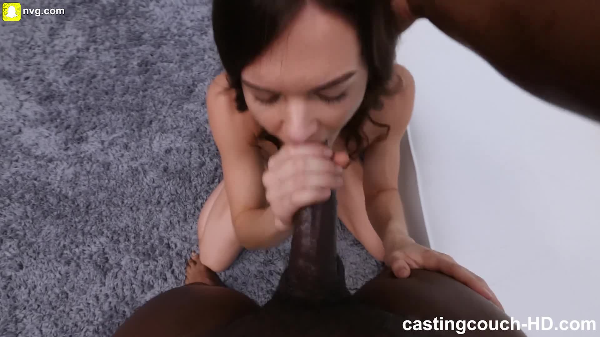 Young Girl Rubbing Her Pussy