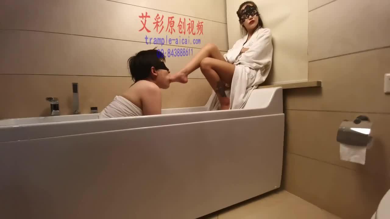 Chinese Lesbian Foot Fetish