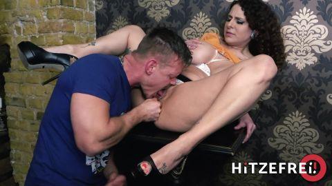 Mara Martinez - Sucks, Rides A Hard Cock In Berlin! [FullHD 1080P]