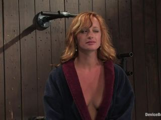 Ariel Natural red head, helpless and loving it.-Countdown to Relaunch - 10 of 20 - Kink  December 13, 2013