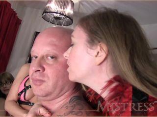 femdom - Fetish Fuckery presents Mistress T in Party Cocksucker