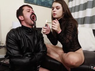 Torture Time – Anastasia Rose –  Just Sit There And Play With Your Filthy Ashtray Mouth (1080 HD)
