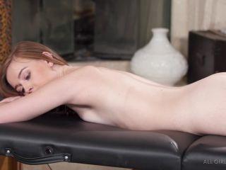 Allgirlmassage presents Danni Rivers, AJ Applegate in Stretch Me Out