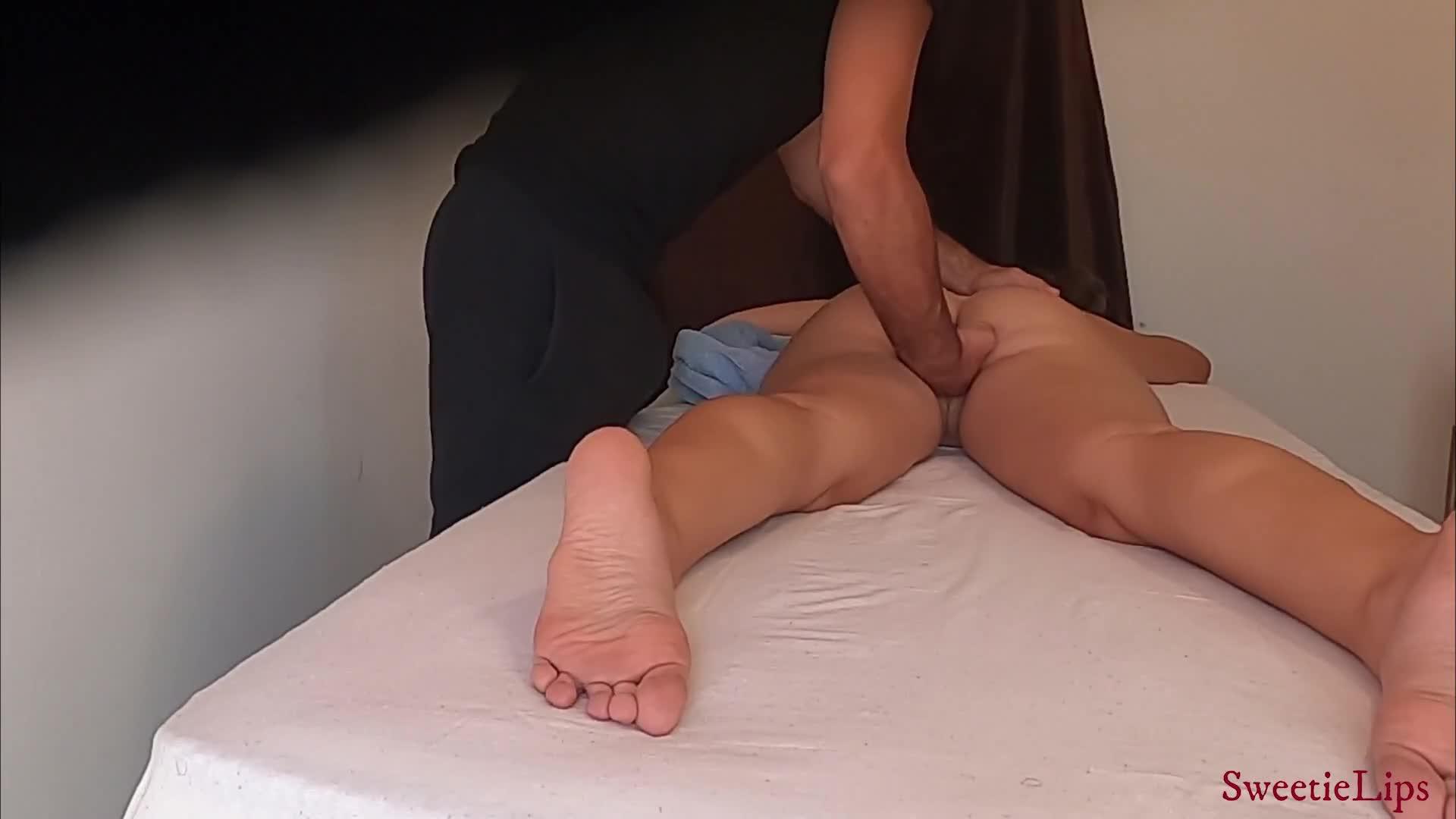 Hidden Cam Massage Lesbian