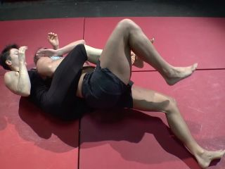 Pantyhose wrestling free video remarkable, rather
