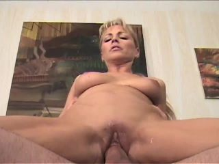 MILF Nicole Moore Gulps Down Two Loads