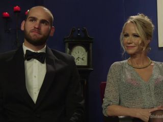 Simone Sonay is Mrs. S: ULTIMATE MILF Femdom! - Kink  November 25, 2014