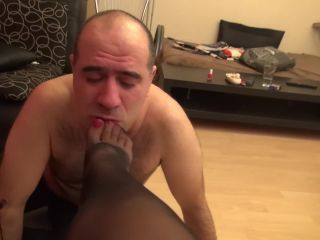 Online porn ALICE - Dominant Perfection - Foot Domination And Footsmother In Pantyhose