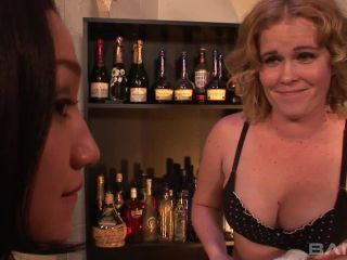 Lesbian Bukkake 17 – 2 Vicky Chase