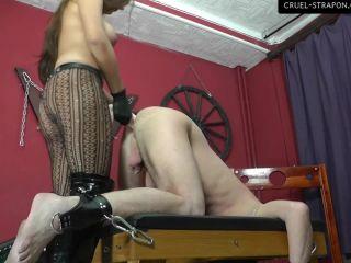 femdom - Cruel Mistresses presents Mistress Amanda in Amanda makes the slave scream