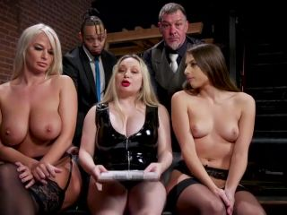 [TheUpperFloor.com / Kink.com] Aiden Starr, London River, Gia Derza – Teen Cock Whore Gia Derza Taught to Fuck by Masochistic Anal MILF (10.01.2020) [2020, BDSM, Bondage, Anal, Hardcore, Threesome, Fisting, Strap-on, Blowjob, IR, Lesbian, Pussy Licking, Zapper, Fingering, Flogging, Vibrator, Sybian, Ball Gag, Nipple Clamps, Masturbation, Dildo, Orgy, Machine Dildo, Fucking Machine, Stockings, Cumshot, SiteRip, 540p] | fisting | bdsm porn