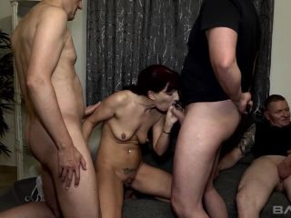 Samy Saint, Natalie Hot Invite All Friends For Orgy