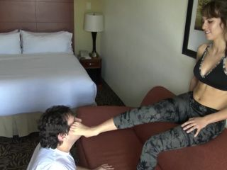 Porn online Feet Fighters - Scarlet Vice - You're Fucked femdom