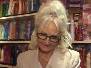 TuttiFrutti presents Blonde euro Granny castinged by BBC Tony – 27.04.2018
