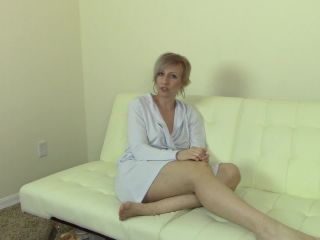 Taboo Mommy has Son Cuckold Her and His Best Friend as Punishment Telling Him He will Have to Clean Creampie (HD)