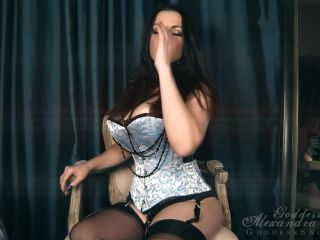 Sensual Domination – Goddess Alexandra Snow – Downward Spiral Trance